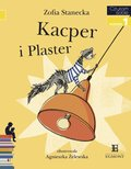 Kacper i Plaster - ebook