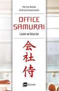 Office Samurai: Lean w biurze - ebook