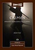 Crimen - audiobook