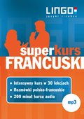 Francuski. Superkurs - audio kurs