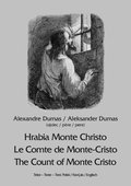Hrabia Monte Christo. Le Comte de Monte-Cristo. The Count of Monte Cristo - ebook