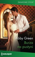Burza na pustyni - ebook