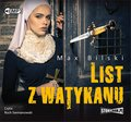 List z Watykanu - audiobook
