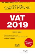 VAT 2019 - ebook