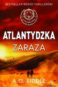 Atlantydzka zaraza - ebook