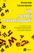 Siła narracji marketingowej - ebook
