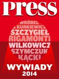 Wywiady Press 2014 - ebook