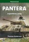 Pantera. Legendarny czołg - ebook