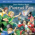 Piotruś Pan - audiobook