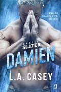 Bracia Slater. Tom 5. Damien - ebook