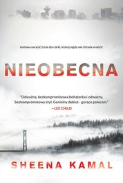 : Nieobecna - ebook
