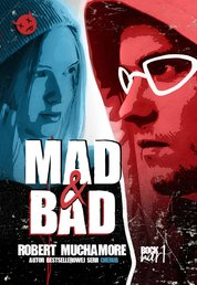 : Rock War 1. Mad & Bad - ebook