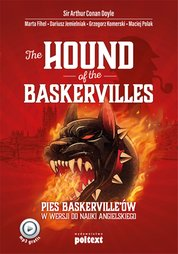 : The Hound of the Baskervilles. Pies Baskerville'ów w wersji do nauki angielskiego - ebook