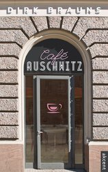 : Café Auschwitz - ebook