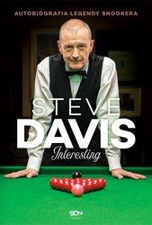 : Steve Davis. Interesting. Autobiografia legendy snookera - ebook