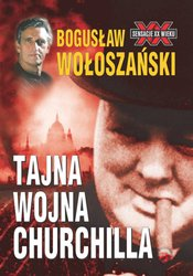 : Tajna wojna Churchilla - ebook