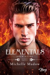 : Krew Hydry. Elementals. Tom 2 - ebook