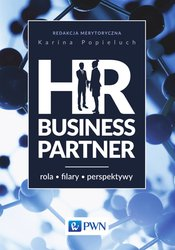 : HR Business Partner. Rola. Filary. Perspektywy - ebook